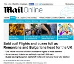 The Daily Mail: Flying by the seats of their rants?