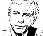John Humphrys Graphic Close Up