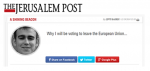 Facebook Jerusalem Post 4