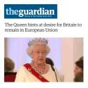 queen europe