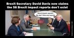 sm eu rope brexit reports dont exist