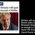 David Davis doesn't understand negotiating or the EU
