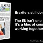 Theresa May urged to 'exploit Merkel crisis'