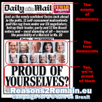 The Daily Mail is the enemy of democracy