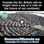 Outside the EU, we lose a say and a vote