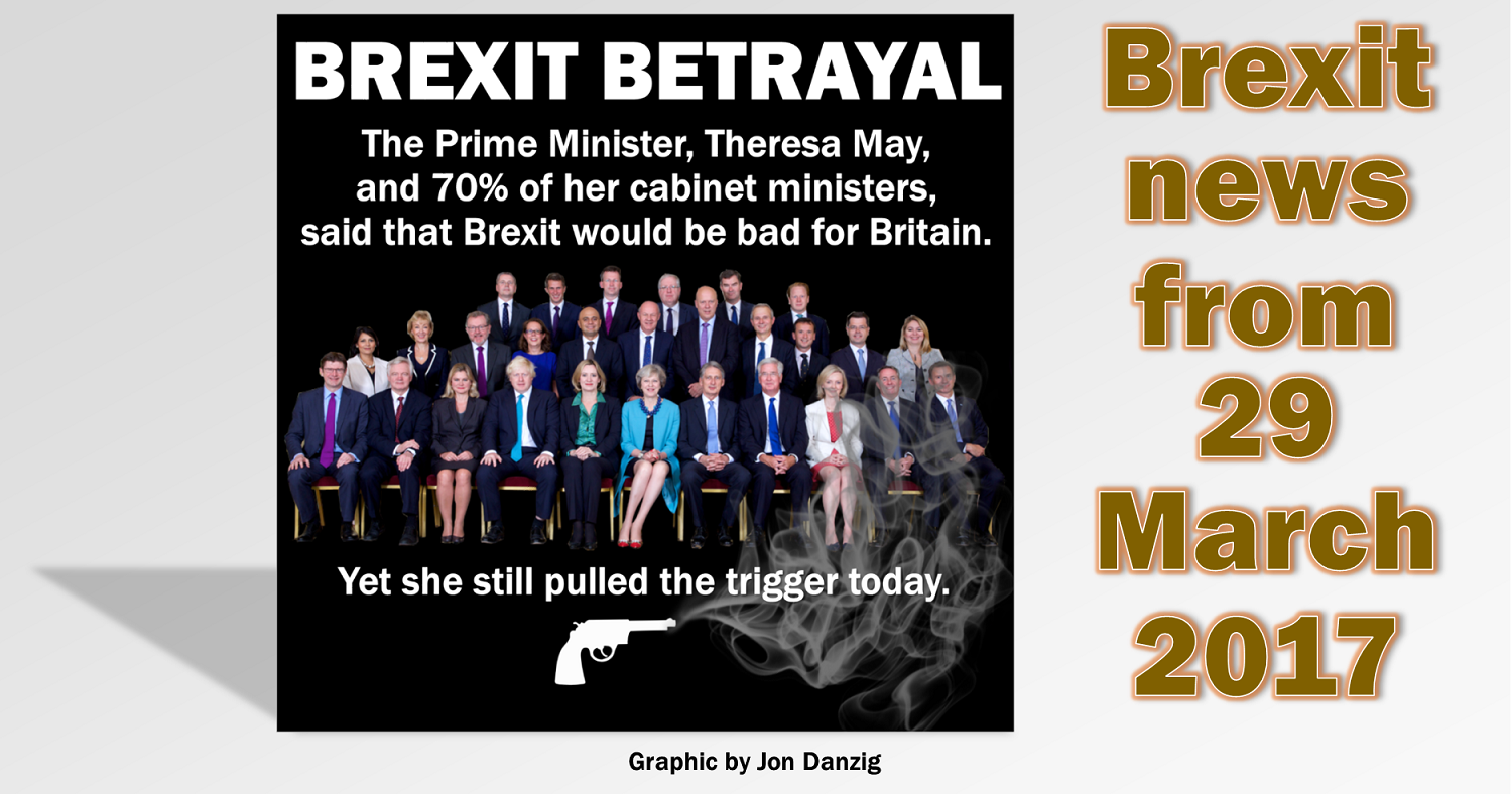 They said Brexit would damage Britain