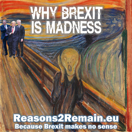 Why Brexit is madness