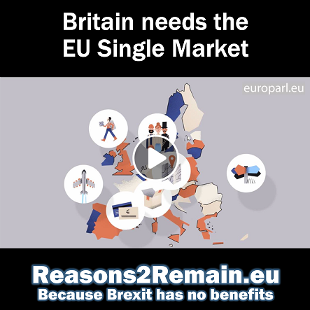 Britain needs the EU Single Market – article and video