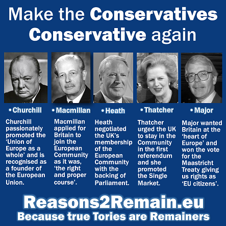 True Tories are Remainers