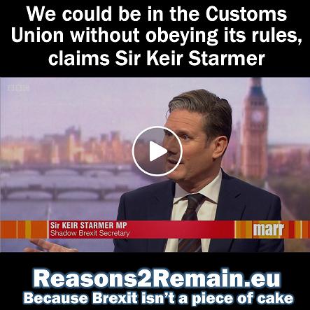 Labour's fantasy Brexit