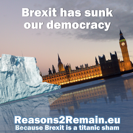 Brexit has sunk our democracy