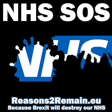 Brexit will destroy our NHS