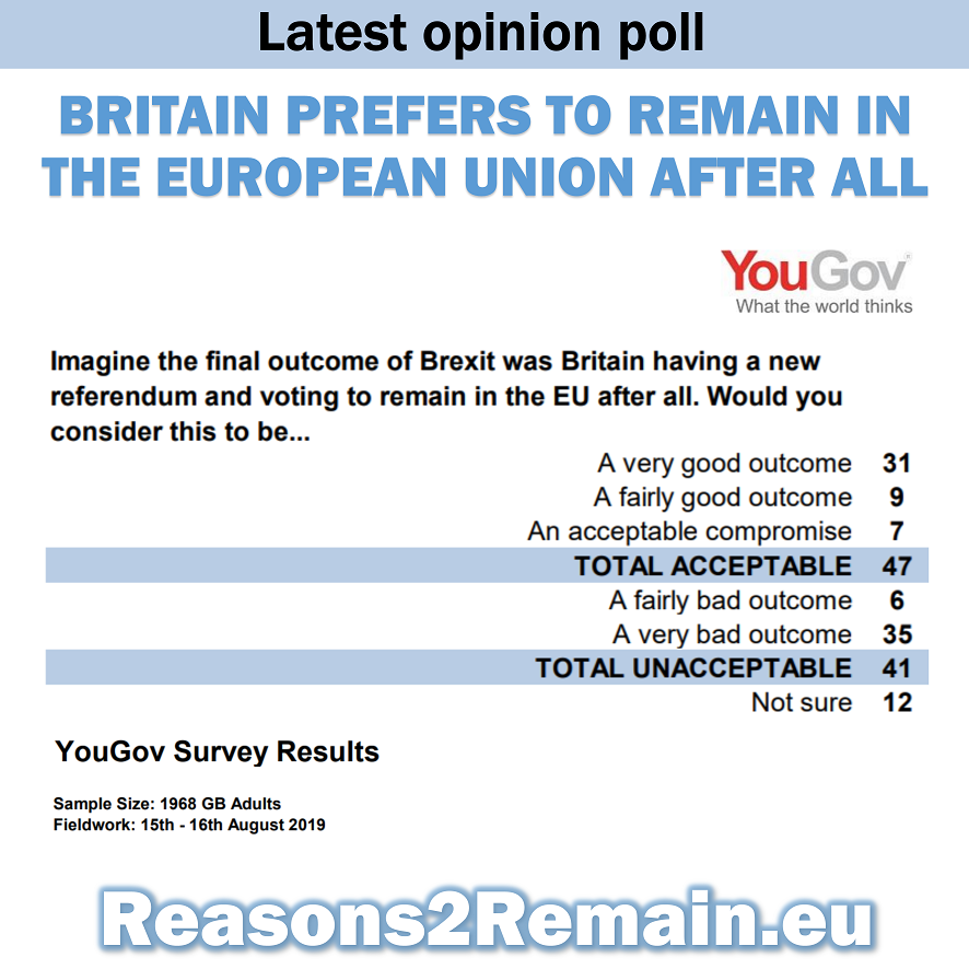 Britain would prefer to remain in the EU