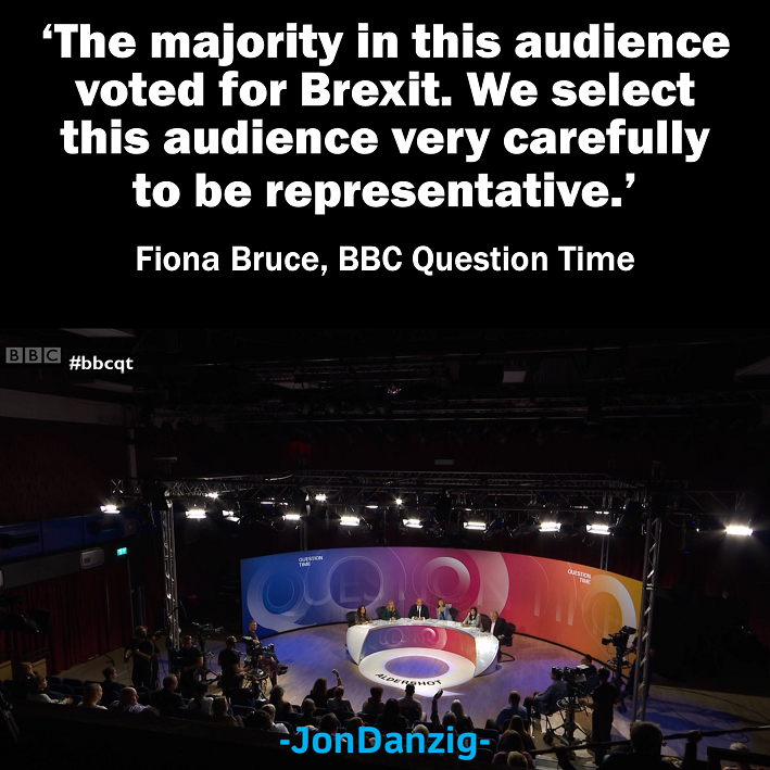 Welcome to BBC Brexit Time