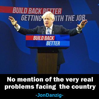 Boris Johnson and the Tory bubble